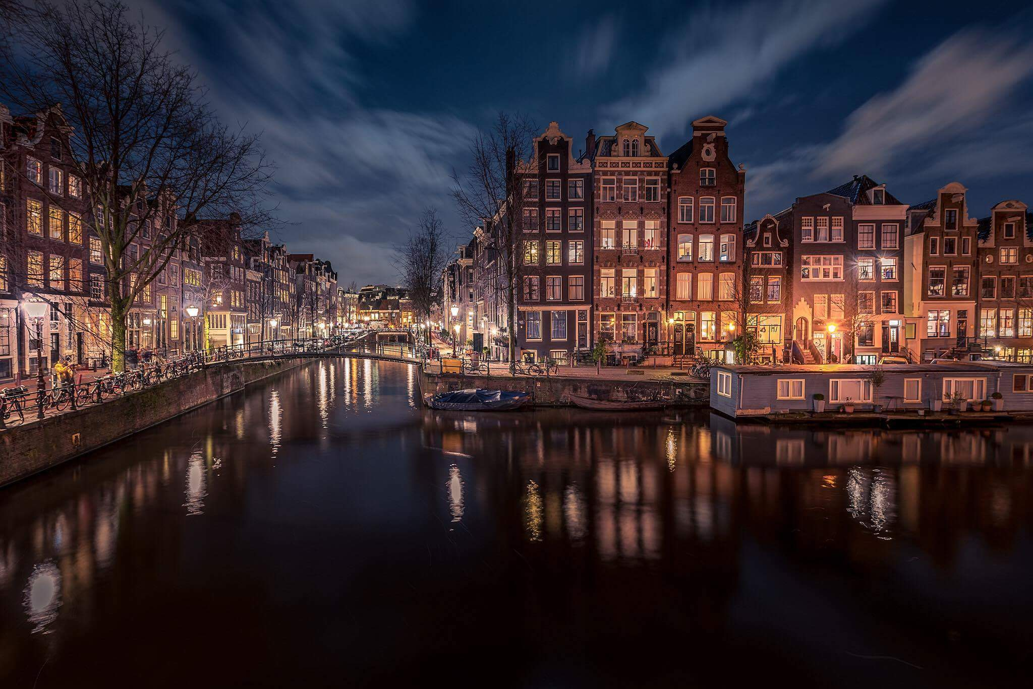 Vita notturna ad amsterdam fatti per viaggiare for Soggiornare ad amsterdam