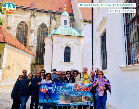 TOUR DI GRUPPO BUDAPEST