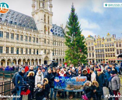 TOUR DI GRUPPO BRUXELLES+BRUGES