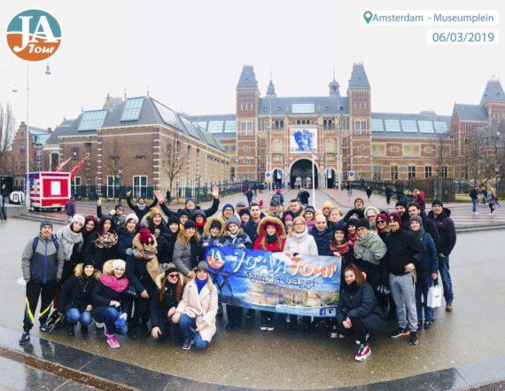 TOUR DI GRUPPOAMSTERDAM