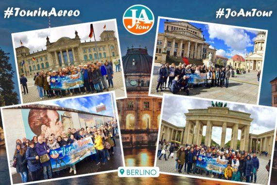 TOUR DI GRUPPO BERLINO & POTSDAM:
