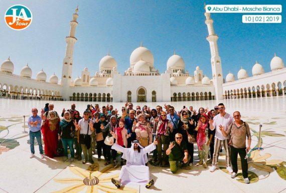 TOUR DI GRUPPO DUBAI & ABU DHABI