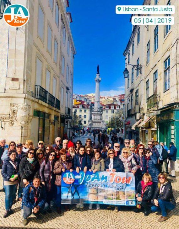 TOUR DI GRUPPO LISBONA, FATIMA & SINTRA